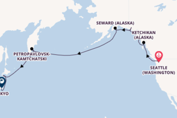 Somptueuse balade avec Norwegian Cruise Line