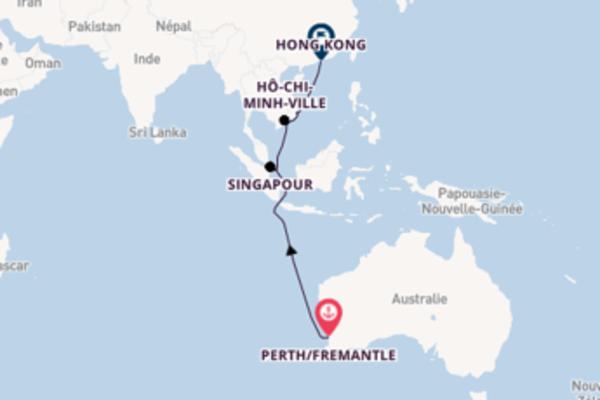 Visitez avec Princess Cruises, la destination: Nha Trang