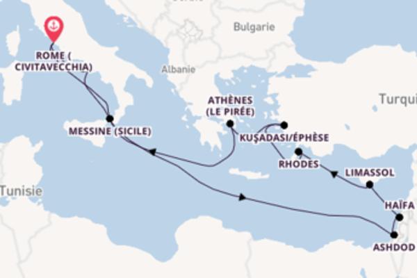 Mémorable balade de 13 jours au départ de Rome