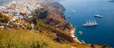 Mittelmeer genießen ab Athen bis Bodrum