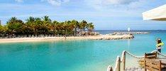 Atemberaubende karibische Inseln