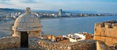 Spanien und Portugal erleben ab Mallorca