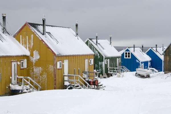 Brattahlíð, Groenland