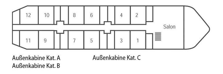 Charaidew Deck 2 Oberdeck