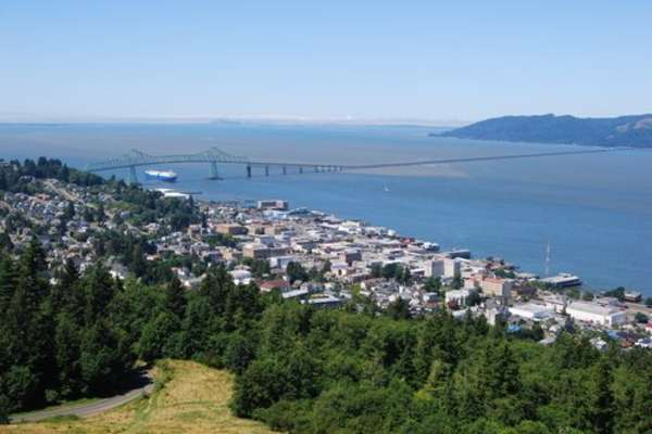 Astoria (Oregon), USA