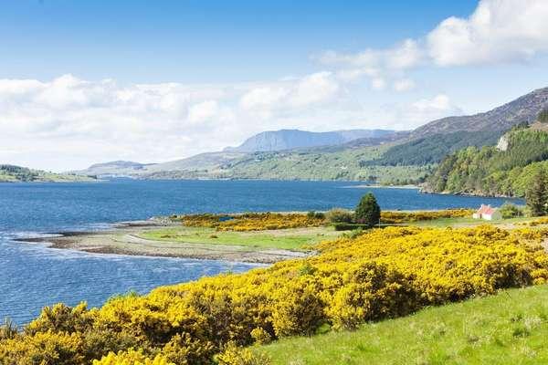 Loch Broom, Scotland, United Kingdom