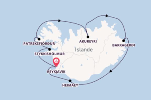 Douce balade pour découvrir Bakkagerði