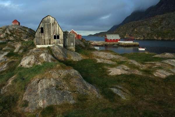 Prins Christian Sund Passage, Groenland