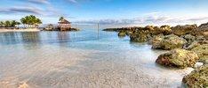 Schönheit der Bahamas