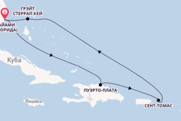 Пленительное путешествие с Norwegian Cruise Line