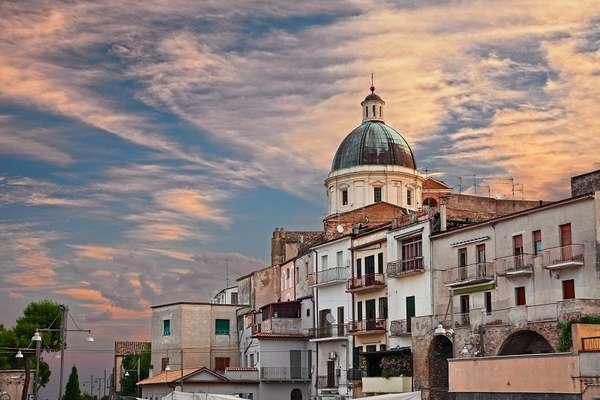 Ortona (Chieti), Italien