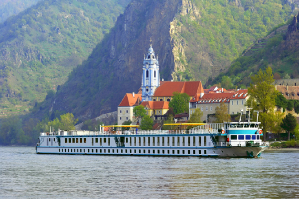 In 8 Tagen entlang der Donau