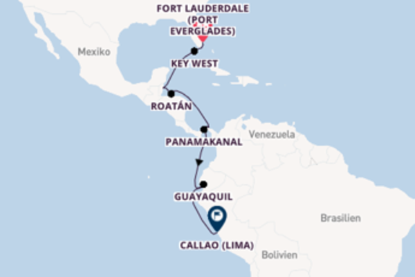 Erleben Sie Key West ab Fort Lauderdale (Port Everglades)