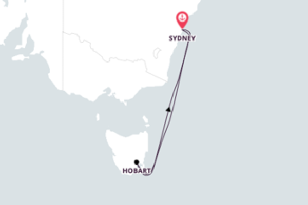 6-Day Picturesque Expedition to Hobart