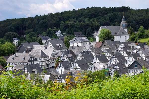 Фройденберг, Германия