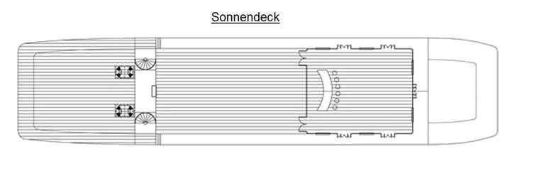 RV Indochine Deck 3 Sonnendeck