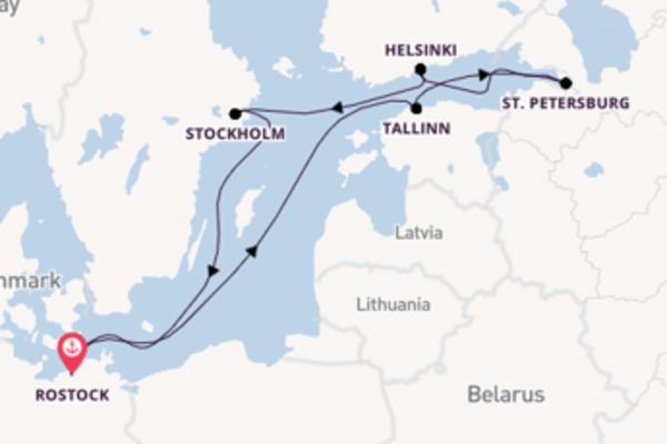 Ervaar de parels van Tallinn
