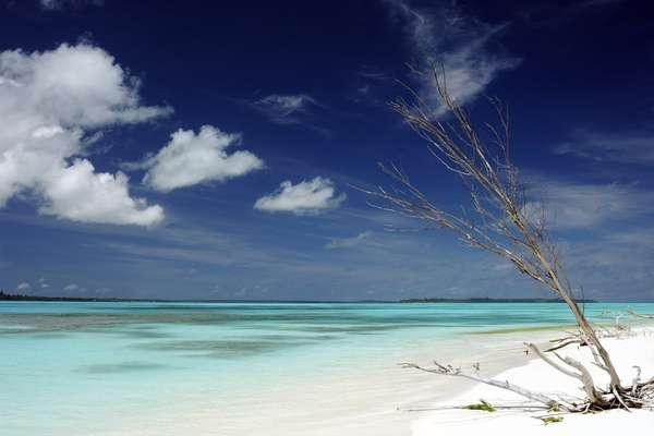 Insel Kouare, Neukaledonien