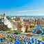 12-daagse cruise langs Rome en Barcelona