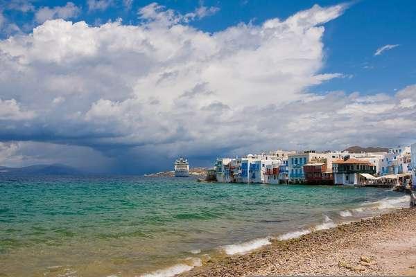 Myconos (Mykonos), Grèce