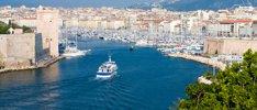 Kurze Reise auf dem Mittelmeer
