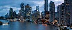 Traum über Champagne Bay nach Brisbane