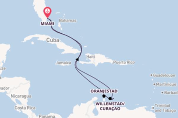 A bordo di Carnival Horizon da Miami