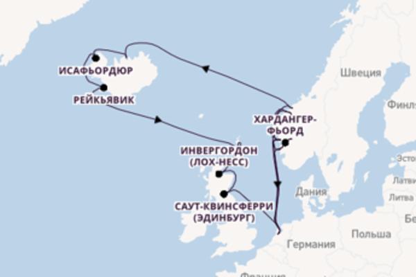 Захватывающее путешествие с Holland America Line
