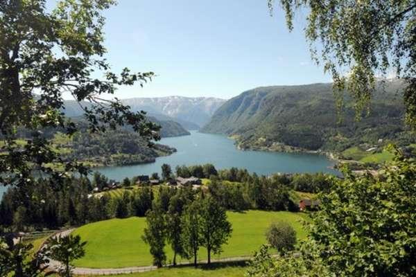 Бекярвик, Норвегия