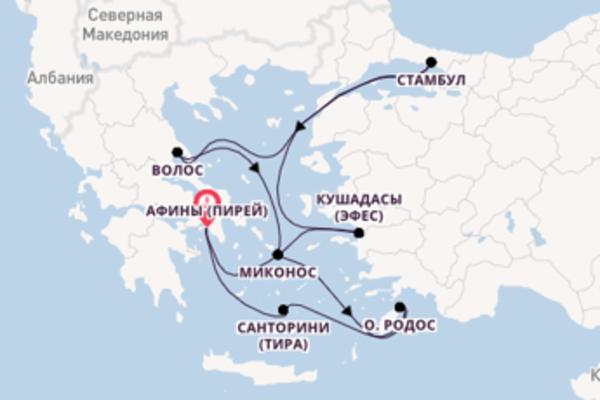 Невероятный вояж с Norwegian Cruise Line