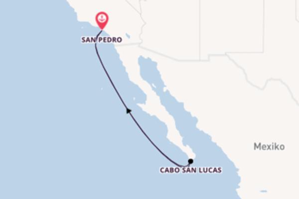 6-tägige Kreuzfahrt ab Los Angeles