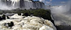 Von Venedig nach Brasilien mit Iguazú