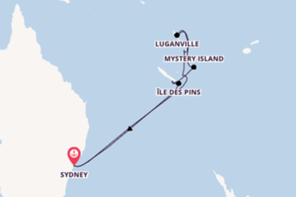 Maré bezoeken met de Voyager of the Seas®
