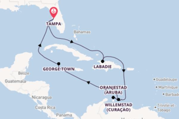 Incontournable balade pour découvrir Willemstad (Curaçao)