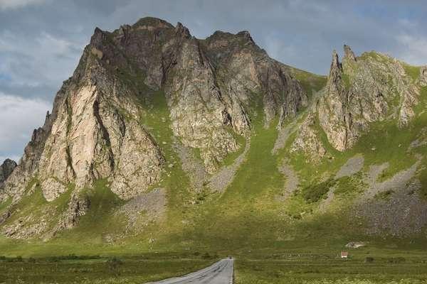 Magnifique balade avec Hurtigruten