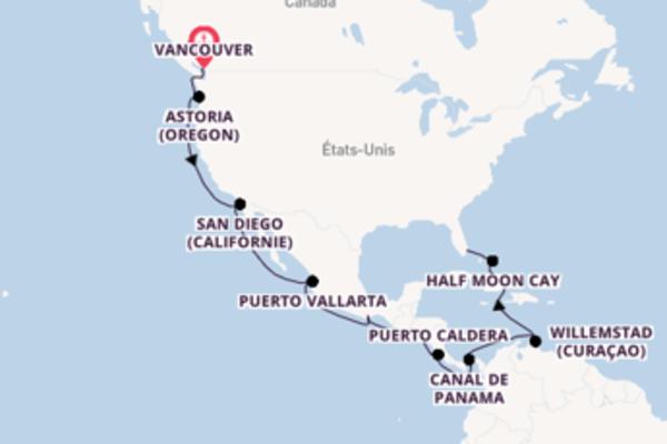 Explorez à bord du bateau Eurodam, la destination: Corinto