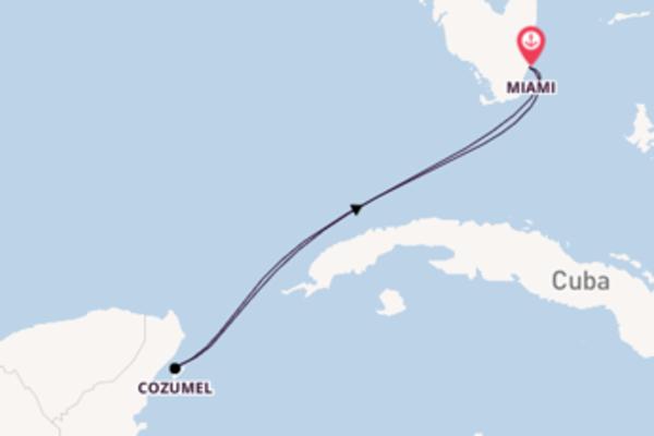 5-daagse reis naar Miami