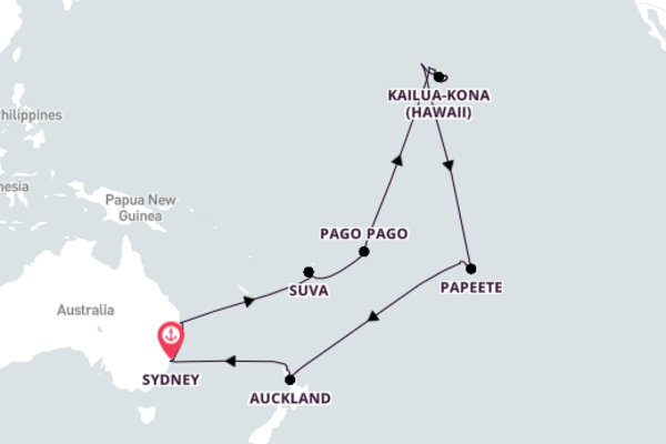Experience Historic Auckland from Sydney
