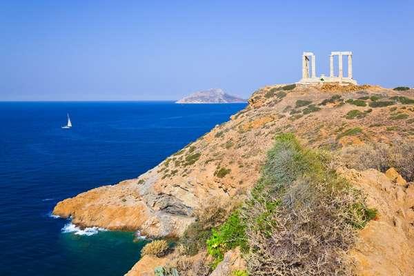 Kap Sounion, Griechenland
