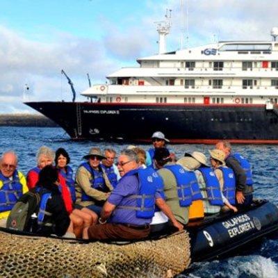 De magische Galapagos Eilanden ontdekken