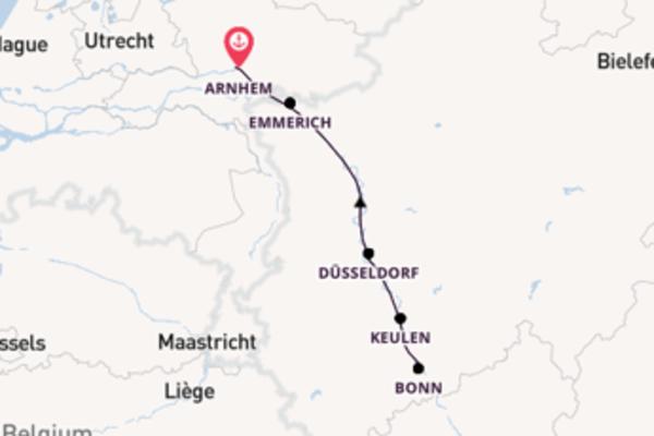 Snoepreisje om van te proeven - Duitsland
