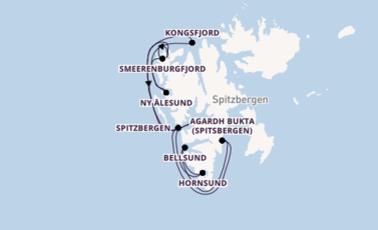 Cruise Waypoints
