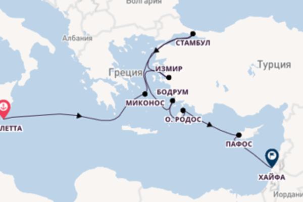 Потрясающее путешествие с Oceania Cruises