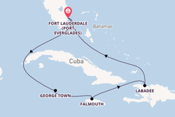 Expedition from Fort Lauderdale (Port Everglades) with the Independence of the Seas