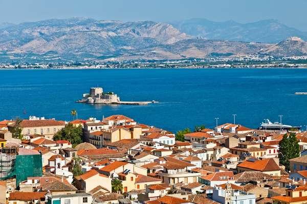 Náuplia, Grécia
