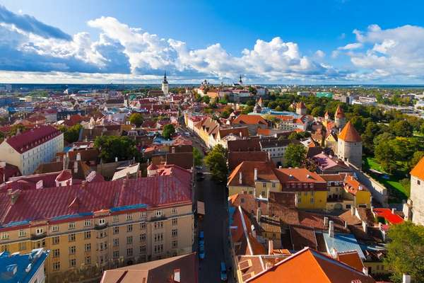 Tallinn, Estonie