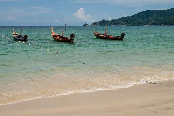 Patong Bay, Thailand