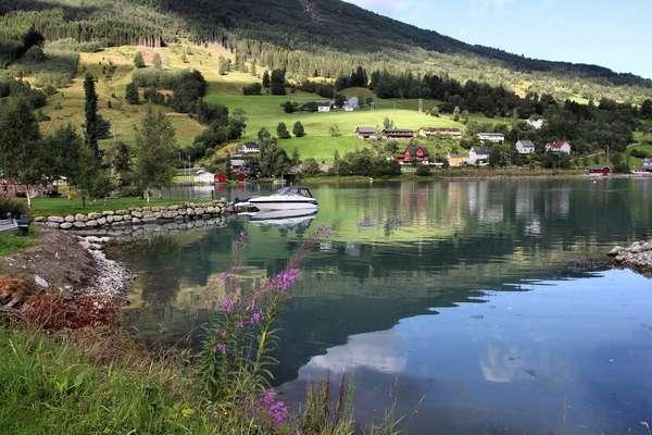 Нордфьордайд, Норвегия