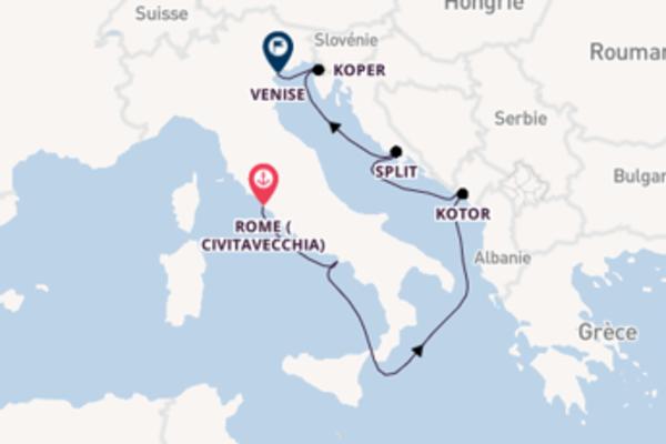 Authentique virée de 8 jours depuis Rome