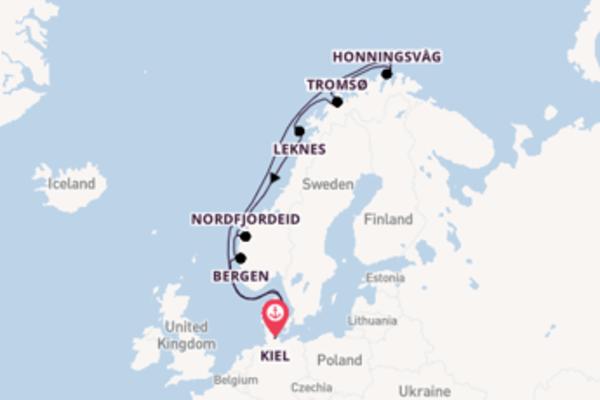 Delizioso viaggio di 13 giorni a bordo di Costa Fascinosa